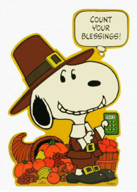Blessed, Memes, and Blessings: COUNT  YOUR  BLESSINGS!  99 SS We have so much to be thankful for.