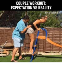 That's why I won't even try.  By Tova Leigh - My Thoughts about stuff: COUPLE WORKOUT:  EXPECTATION VS REALITY That's why I won't even try.  By Tova Leigh - My Thoughts about stuff