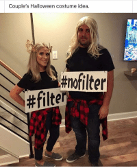 How to win any Halloween costume contest this year... @scousebarbiex for more @scousebarbiex: Couple's Halloween costume idea.  #nofilter  # filter How to win any Halloween costume contest this year... @scousebarbiex for more @scousebarbiex