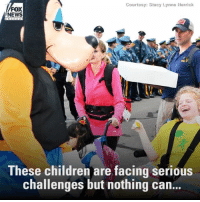 More than a hundred children with special needs recently went on an incredible trip to the MagicKingdom. The Mercer County Chapter of @thesunshinefoundation has been organizing Operation Dreamlift for 30 years.: Courtesy: Stacy Lynne hlerrick  FOX  NEWS  These children are facing serious  challenges but nothing can... More than a hundred children with special needs recently went on an incredible trip to the MagicKingdom. The Mercer County Chapter of @thesunshinefoundation has been organizing Operation Dreamlift for 30 years.