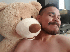 Love, Tbh, and Tumblr: couture-chancla:  The bears love me tbh
