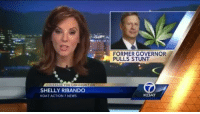 😂😂😂😂😂😂😂😂: COVERAGE YOU CAN COUNT  SHELLY RIBANDO  KOAT ACTION 7 NEWS  FORMER GOVERNOR  PULLS STUNT  KOAT 😂😂😂😂😂😂😂😂