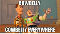 Cowbelly: COWBELLY  COWBELLY EVERYWHERE