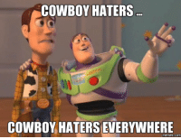 everywhere: COWBOY HATERS  COWBOY HATERS EVERYWHERE