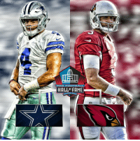 Arizona Cardinals, Dallas Cowboys, and Memes: @COWBOYS CENTRAL  PRO FOOTBALL  HALLOFFAME  CANTON, o The Dallas Cowboys will face the Arizona Cardinals in the NFL's annual Hall of Fame game in Canton, Ohio on August 3rd. CowboysNation