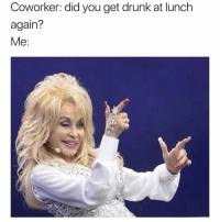 Mama had a liquid lunch🤤👉🏻 girlsthinkimfunnytwitter winewednesday winesday winedownwednesday humpday drunkday: Coworker: did you get drunk at lunch  again? Mama had a liquid lunch🤤👉🏻 girlsthinkimfunnytwitter winewednesday winesday winedownwednesday humpday drunkday