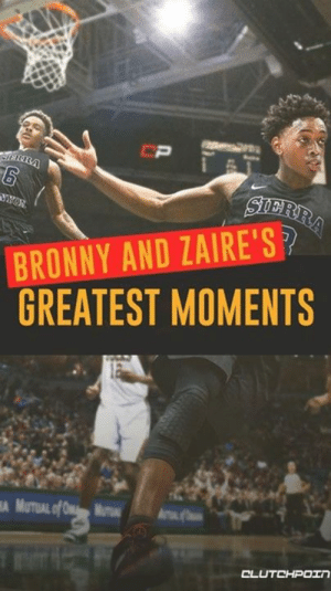 Greatest Moments: CP  SEARRA  STDRRA  BRONNY AND ZAIRE'S?  GREATEST MOMENTS  AMUTUAL  CLUTCHPOIN
