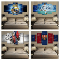 Memes, Link, and 🤖: CR7  FC B  ELONA  FCB Follow: @thecanvaswarehouse - Which is your favorite? - Choose from over 30 of your favorite teams & players at WWW.THECANVASWAREHOUSE.COM (link in their bio) - Follow: @thecanvaswarehouse