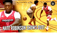 CRAWSOVER  PRO-AM LEAGUE  NATE ROBINSON SHOWS OUT Nate Robinson Puts The MOVES on Defenders & Dunking at @TheCrawsover!! https://t.co/8mfpBD9mol https://t.co/V5SGO3UyaB