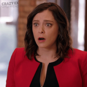 When you're accidentally transphobic on main: CRAZY EX  GIRLFRIEND When you're accidentally transphobic on main