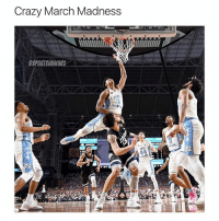 Crazy, March Madness, and Memes: Crazy March Madness  ESPORTSHUMORS  VERSIT  NCA doubletap to congratulate UNC!