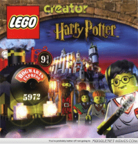 """Lego, Memes, and Best: creator  LEGO Hally Potter  9%  5972  You're probably better off not going to  MUGGLENET MEMES.COM <p>This game was the best as a kid! <a href=""""http://ift.tt/1h3gQr1"""">http://ift.tt/1h3gQr1</a></p>"""
