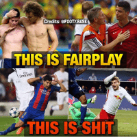 The Difference! 🤔 Comment 1 Fair Player & 1 Dirty Player! 👇 Double Tap & Follow @footy.base for more! ❤️ First Like: @pimvisser024: Credits: @FOOTY BASE  THIS IS FAIRPLAY  Emirates  THIS IS SHIT The Difference! 🤔 Comment 1 Fair Player & 1 Dirty Player! 👇 Double Tap & Follow @footy.base for more! ❤️ First Like: @pimvisser024