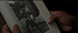 """Creed [2015] Adonis who with Rocky sees a picture of Rocky's son and asks about him. Rocky mentions he moved away to Vancouver and say """"I think he's having a great old time up there"""" The role of his son was played by Stallone's real life son Sage who passed away in 2012: Creed [2015] Adonis who with Rocky sees a picture of Rocky's son and asks about him. Rocky mentions he moved away to Vancouver and say """"I think he's having a great old time up there"""" The role of his son was played by Stallone's real life son Sage who passed away in 2012"""