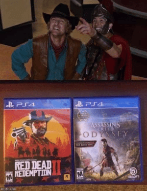 They knew: CREED  O D  RED DEAD  REDEMPTION  UB SOFT  imglip.com They knew