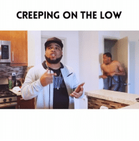 Memes, Video, and Never: CREEPING ON THE LOW Never know what can go wrong when somebody creeping on the low 😂😂😂...TAG A FRIEND!!! ➖➖➖➖➖➖➖➖➖➖➖➖➖ Video with @reedobrown @cynthialuciette ➖➖➖➖➖➖➖➖➖➖➖➖➖ NellyVidz JustComedy TagAFriend