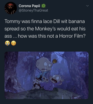 Cried real thug tears watching this as a kid (via /r/BlackPeopleTwitter): Cried real thug tears watching this as a kid (via /r/BlackPeopleTwitter)