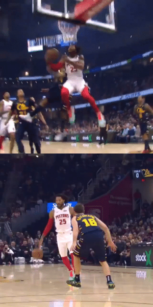 Derrick Rose with the beautiful finish🔥🔥 https://t.co/xa2506ME9J: CRIFS  stock slock  sto   Cle  FONLD  St  PISTONS  25  VDMBO  18  stock Derrick Rose with the beautiful finish🔥🔥 https://t.co/xa2506ME9J