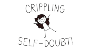 me_irl: CRIPPLING  SELF-DOUBT! me_irl