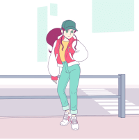 Target, Tumblr, and Blog: cristac: My favorite Mako causal outfit.