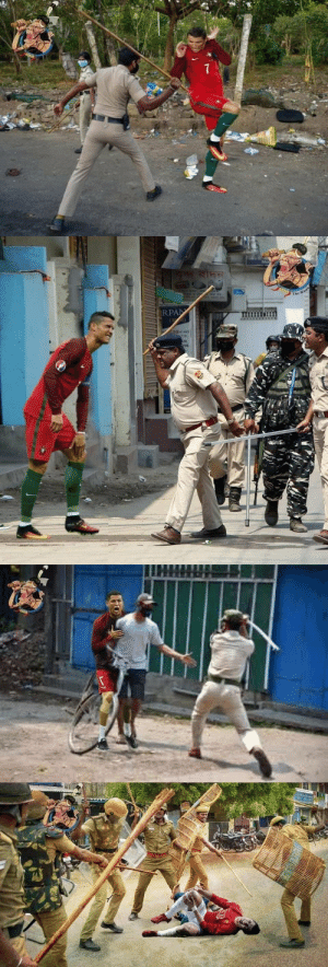 Cristiano Ronaldo during lockdown in India https://t.co/wtzrdKdqnD: Cristiano Ronaldo during lockdown in India https://t.co/wtzrdKdqnD