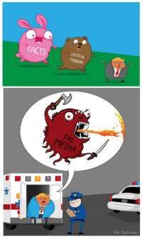 """Facts, Media, and Class: CRITICAL  FACTS  THE  MEDIA  The Oatmeal <p>Comic by <a class=""""tumblelog"""" href=""""https://tmblr.co/mF2rRPIQqCrCluxK9yzyZnA"""">@oatmeal</a></p>"""