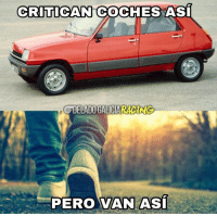 Van, Asi, and Pero: CRITICAN COCHES AS  0  DELADO GALICIARACIN  PERO VAN ASI IG: @deladogaliciaracing cabroworld