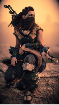 Tumblr, Zero, and Blog: critter-of-habit:    Horizon Zero Dawn - 19/?