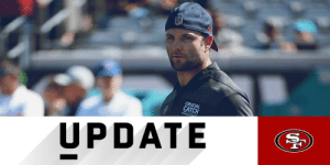 .@49ers hire @WesWelker as wide receivers coach: https://t.co/UnU23pMST5 https://t.co/po2iN5FwFQ: CRUCIAL  CATCH  UPDATE .@49ers hire @WesWelker as wide receivers coach: https://t.co/UnU23pMST5 https://t.co/po2iN5FwFQ