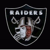 This Oakland Raiders logo will forever go down as one of the greatest Crying Jordan's EVER! https://t.co/2qaqRt0Fxw: @CrvingJordan This Oakland Raiders logo will forever go down as one of the greatest Crying Jordan's EVER! https://t.co/2qaqRt0Fxw