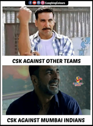 Indianpeoplefacebook, Ipl, and Mumbai: CSK AGAINST OTHER TEAMS  CSK AGAINST MUMBAI INDIANS #CSKvMI #IPL #iplqualifier1