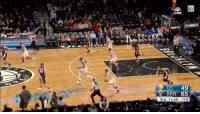 Sports, Rough, and Brooks: CSN  GS 49  BKN 65  3rd 11:49  13 It's been a rough week for Brook Lopez...