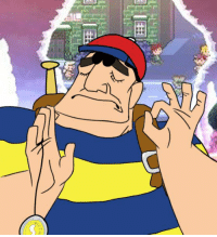 CT H When the air combos are just right