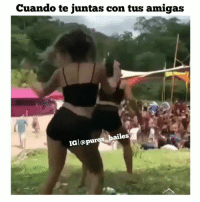 Dancing, Goals, and Memes: Cuando te juntas con tus amigas  IGl@puros bailes Cuando ya tienes un chingo De tiempo sin ver a tus amigas 😍😂 Tag People ' fav dancing 💃 Follow @nortenas_vip PurosBailes Puros_Bailes puroparty tbh TagFriends dancingpartner goals relationshipgoals comment corridos banda norteñas zapatiado huapango cumbia rancheras vivamexico w wtfmexicans herraduradejoliet TagPurosBailes danza Manden Sus Videos Por DM📩 Turn On Post Notifications😌✔