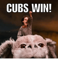 It finally ended! Go Cubs!: CUBS WIN! It finally ended! Go Cubs!