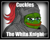 Rare Pepe (SJW Edition No.1) - $9,000 No Stealz: Cuckles  The White Knight Rare Pepe (SJW Edition No.1) - $9,000 No Stealz