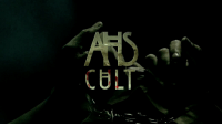American Horror Story, Funny, and American: CULT THE OPENING CREDITS FOR AMERICAN HORROR STORY: CULT https://t.co/agOuP4a7Vh