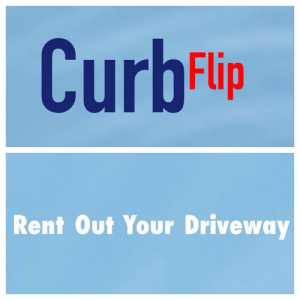 meme-mage:    Rent out your driveway: CurbFlip is the Airbnb of residential parking space rentals. Homeowners and businesses can now make income renting their parking spaces.  https://twitter.com/CurbFlip/status/655407811183165444: CurhFlip  Rent Out Your Driveway meme-mage:    Rent out your driveway: CurbFlip is the Airbnb of residential parking space rentals. Homeowners and businesses can now make income renting their parking spaces.  https://twitter.com/CurbFlip/status/655407811183165444