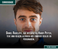 25 best radcliffe memes made it memes tickets memes aspire memes daniel radcliffe harry potter and memes curiosidade daniel radcliffe que interpretou harry potter teve uma reacao alergica aos famosos oculos do urtaz Image collections