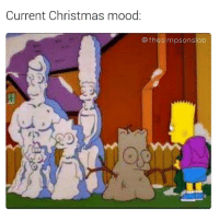 Memes, 🤖, and Sum: Current Christmas mood  @the simpsonslab @thesimpsonslab perfectly summed up Christmas. 🎅 ⛄ ❄