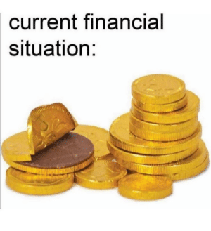Current financial situation: current financial  situation: Current financial situation