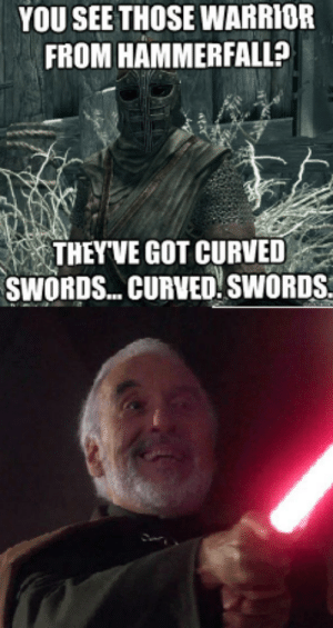 Curved sword: Curved sword