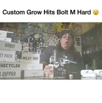 @customgrow420 takes on the @dabadovaporizers Bolt M Pro 💯: Custom Grow Hits Bolt M Hard  IFORN  ORBIT  ET PACK MILKY WAY  RECYCLER  OUTH,  DIPPER @customgrow420 takes on the @dabadovaporizers Bolt M Pro 💯