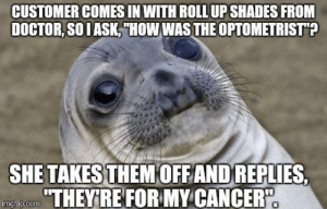 Eye Doctor Meme