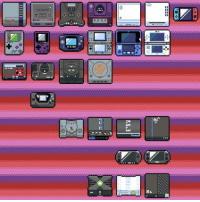 Cute, Pixelated, and Consoles: Cute Pixelated Consoles