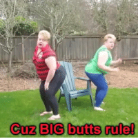 WTF is this!: Cuz BIG butts rule! WTF is this!