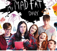 youdontlooklikeafeminist:   happpily:  hearteyesharry:  MY MAD FAT DIARY: A Masterpost  Set in Stamford, Lincolnshire in 1996, My Mad Fat Diary follows the story of 16-year-old, 231 pound girl, Rae, who has just left a psychiatric hospital, where she has spent four months. She begins to reconnect with her best friend, Chloe, who is unaware of Rae's mental health and body image problems, believing she was in France for the past four months. Rae attempts to keep this information from her while also trying to impress Chloe's friends Izzy, Archie, Chop and Finn. Series One Episode 1 Episode 2 Episode 3 Episode 4 Episode 5 Episode 6 Series Two Episode 1 Episode 2 Episode 3 Episode 4 Episode 5 Episode 6  Episode 7 (series finale!!)  UPDATED AS OF 24/03/14  Yesssssss.  : CV  DARY youdontlooklikeafeminist:   happpily:  hearteyesharry:  MY MAD FAT DIARY: A Masterpost  Set in Stamford, Lincolnshire in 1996, My Mad Fat Diary follows the story of 16-year-old, 231 pound girl, Rae, who has just left a psychiatric hospital, where she has spent four months. She begins to reconnect with her best friend, Chloe, who is unaware of Rae's mental health and body image problems, believing she was in France for the past four months. Rae attempts to keep this information from her while also trying to impress Chloe's friends Izzy, Archie, Chop and Finn. Series One Episode 1 Episode 2 Episode 3 Episode 4 Episode 5 Episode 6 Series Two Episode 1 Episode 2 Episode 3 Episode 4 Episode 5 Episode 6  Episode 7 (series finale!!)  UPDATED AS OF 24/03/14  Yesssssss.