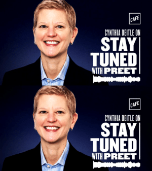 .@cynthiamdeitle spent 22 years at the forefront of the @FBI's efforts to tackle hate crimes, police brutality, and civil rights cases. She takes us inside the fight against hate on this week's Stay Tuned with @PreetBharara: https://t.co/nBeIdTHDJE https://t.co/LF5QxgYBxK: .@cynthiamdeitle spent 22 years at the forefront of the @FBI's efforts to tackle hate crimes, police brutality, and civil rights cases. She takes us inside the fight against hate on this week's Stay Tuned with @PreetBharara: https://t.co/nBeIdTHDJE https://t.co/LF5QxgYBxK