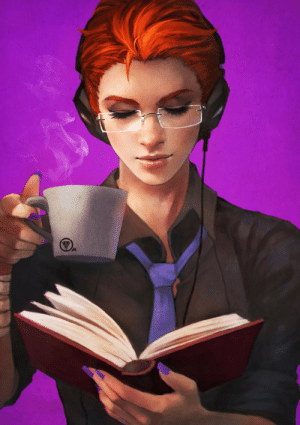cyrail: Casual Moira by MonoriRogue  Featured on Cyrail: Inspiring artworks that make your day better : cyrail: Casual Moira by MonoriRogue  Featured on Cyrail: Inspiring artworks that make your day better