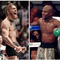 Conor McGregor to Floyd Mayweather: If you want to fight, 'no problem.' Now the real question, who wins?: D  a) Conor McGregor to Floyd Mayweather: If you want to fight, 'no problem.' Now the real question, who wins?